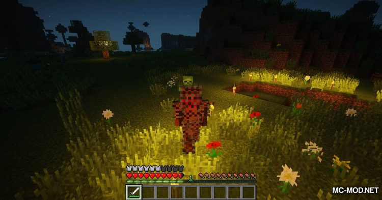 Maille mod for Minecraft (9)