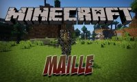 Maille mod for Minecraft logo