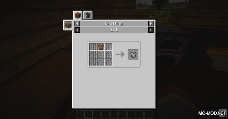 ToMeUpgradeRecipes mod for Minecraft (10)