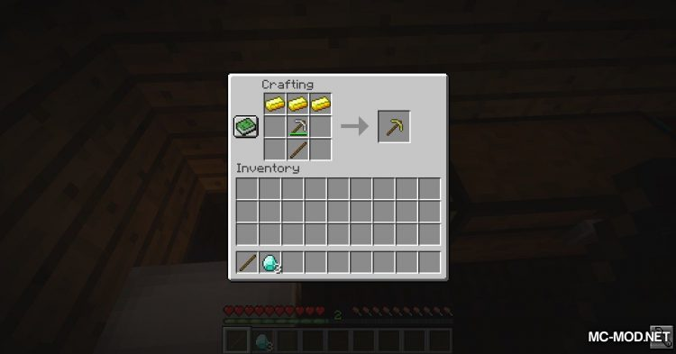 ToMeUpgradeRecipes mod for Minecraft (5)