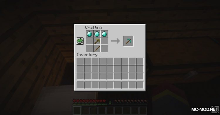 ToMeUpgradeRecipes mod for Minecraft (6)