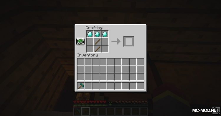 ToMeUpgradeRecipes mod for Minecraft (8)