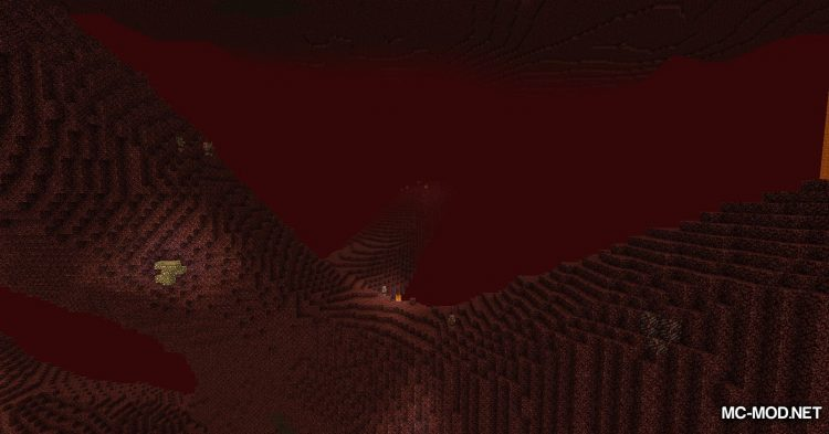 Topography mod for Minecraft (14)
