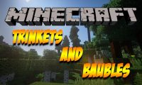 Trinkets and Baubles mod for Minecraft logo