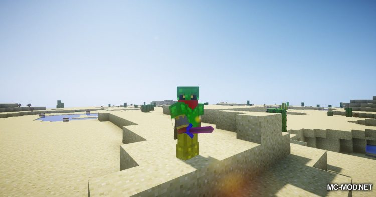 Urther mod for Minecraft (11)