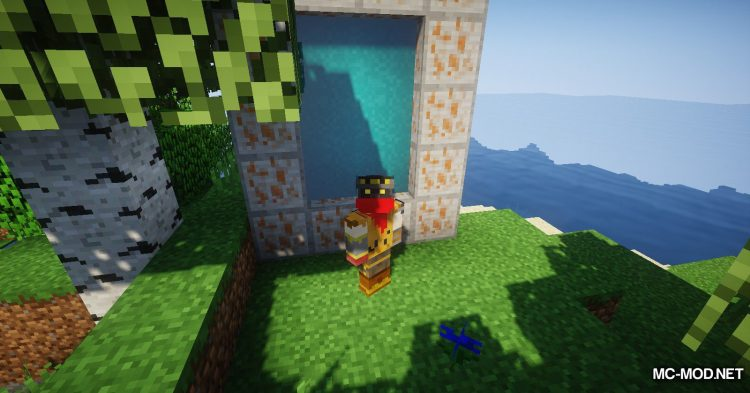 Urther mod for Minecraft (18)