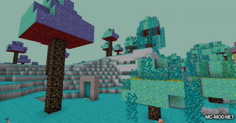 Urther mod for Minecraft (19)