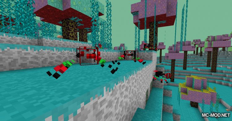 Urther mod for Minecraft (20)
