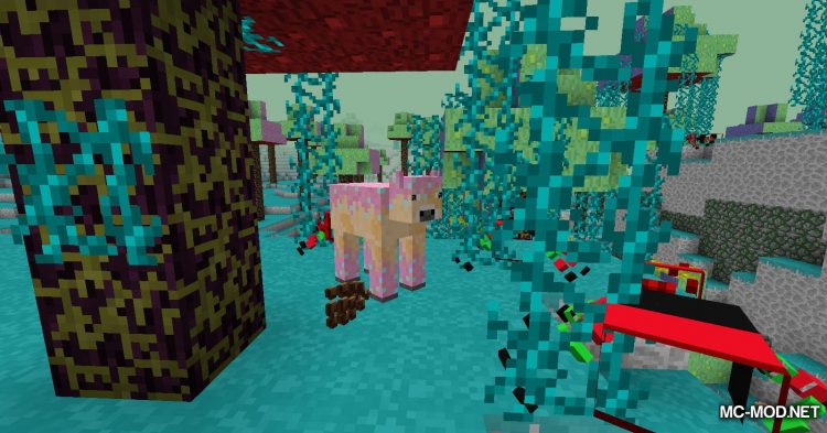 Urther mod for Minecraft (21)