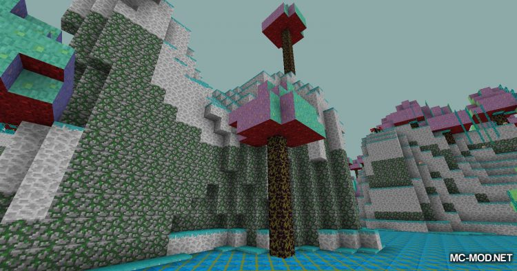 Urther mod for Minecraft (22)