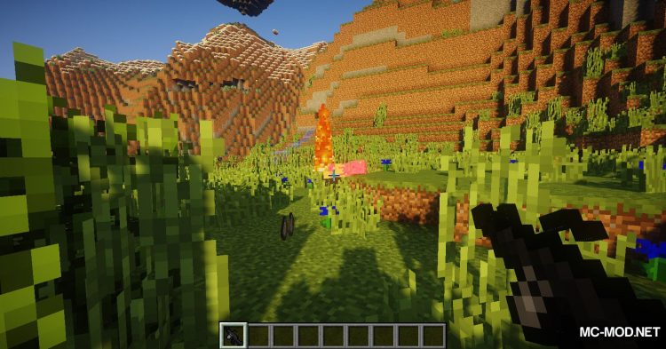 Urther mod for Minecraft (26)