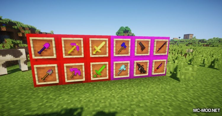 Urther mod for Minecraft (28)