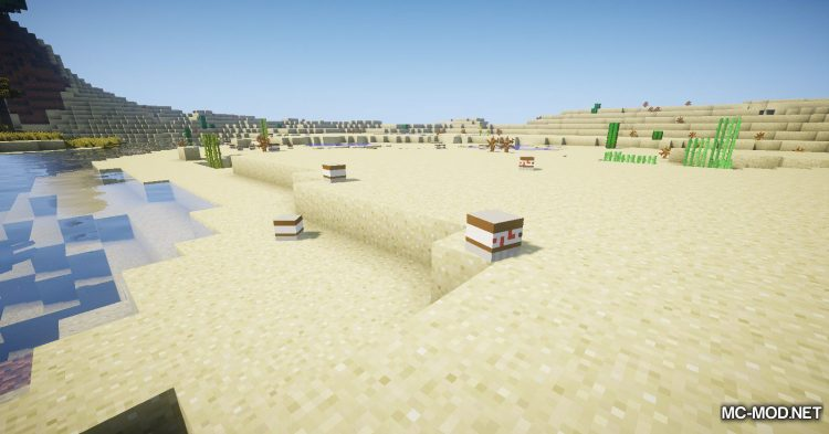 Urther mod for Minecraft (3)