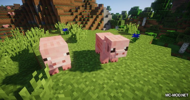 Urther mod for Minecraft (33)