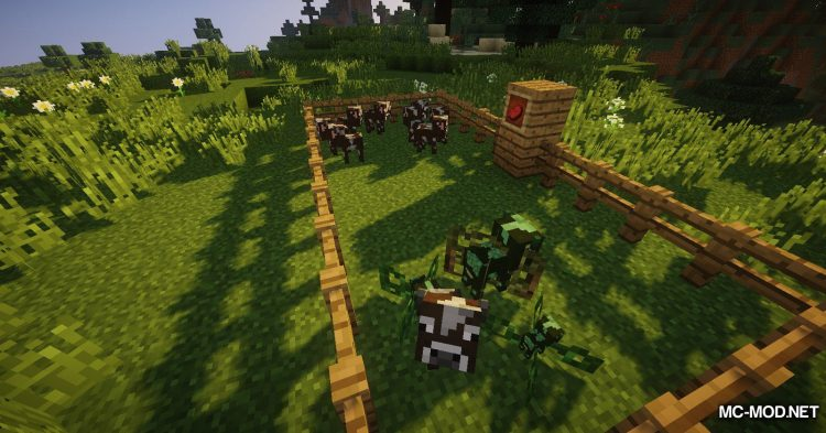 Animal Crops mod for Minecraft (14)