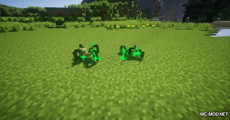 Animal Crops mod for Minecraft (5)
