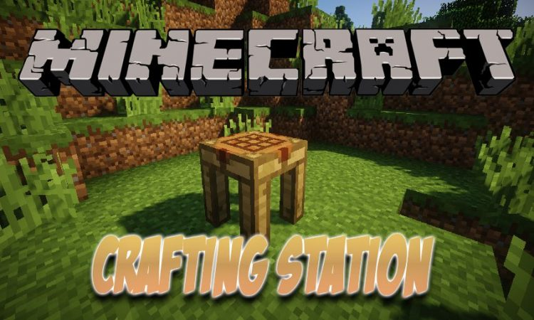 Crafting Station Mod 1 16 3 1 15 2 An Improved Crafting Table Mc Mod Net