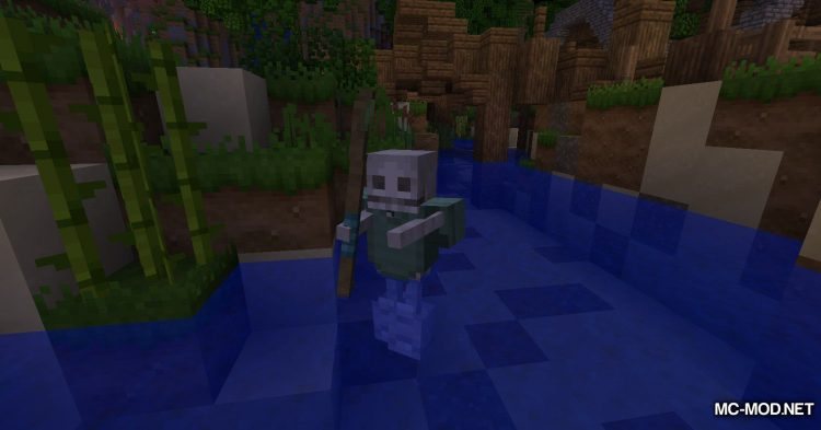 Dungeon Tweaks mod for Minecraft (1)