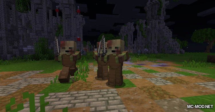 Dungeon Tweaks mod for Minecraft (4)