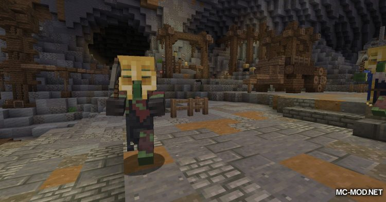 Dungeon Tweaks mod for Minecraft (9)