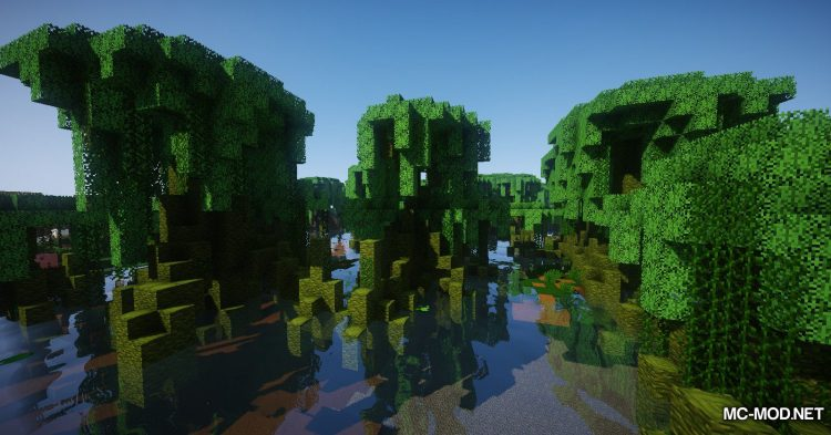 Oh The Biomes You_ll Go mod for Minecraft (12)