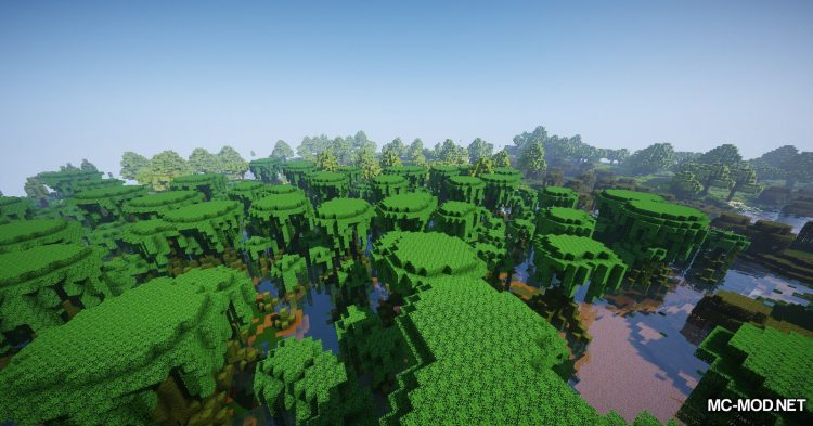 Oh The Biomes You_ll Go mod for Minecraft (13)