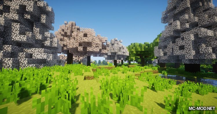 Oh The Biomes You_ll Go mod for Minecraft (14)