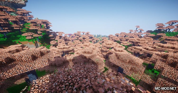 Oh The Biomes You_ll Go mod for Minecraft (17)