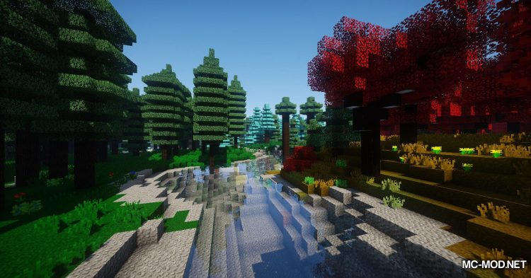 Oh The Biomes You_ll Go mod for Minecraft (19)