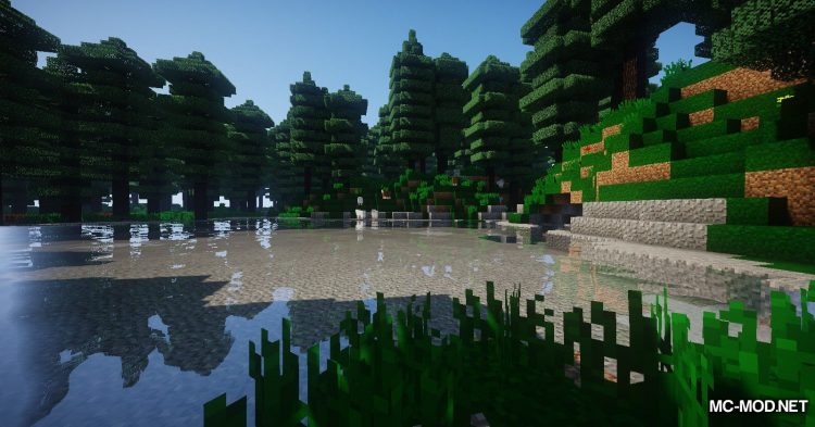 Oh The Biomes You_ll Go mod for Minecraft (20)