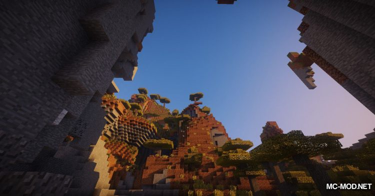 Oh The Biomes You_ll Go mod for Minecraft (9)