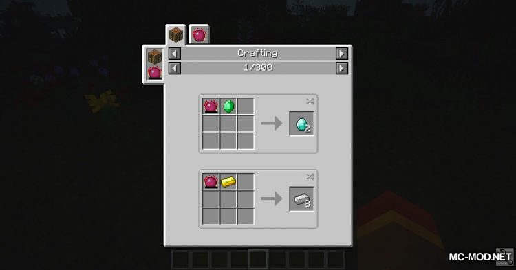 ProjectE Integration mod for Minecraft (7)