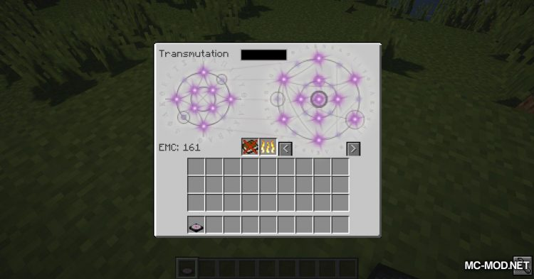 ProjectE Integration mod for Minecraft (9)