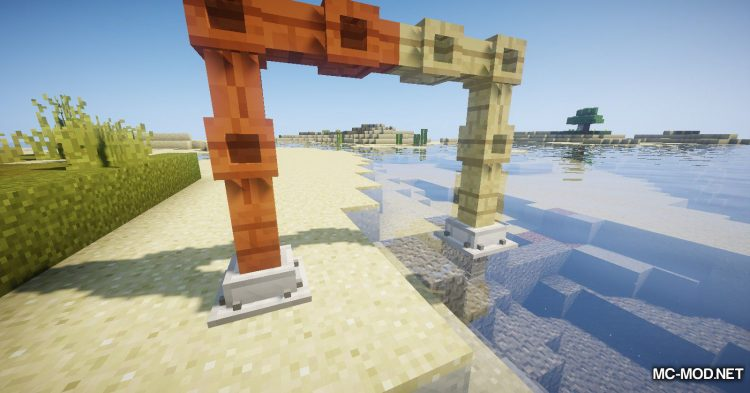 Simple Wooden Pipes mod for Minecraft (10)