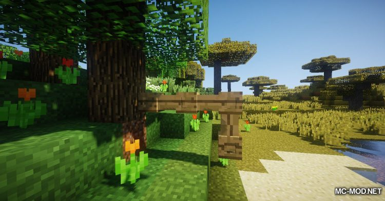 Simple Wooden Pipes mod for Minecraft (3)
