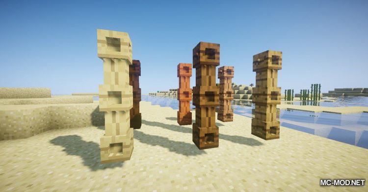 Simple Wooden Pipes mod for Minecraft (7)