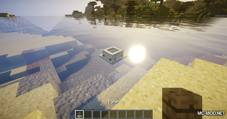 Simple Wooden Pipes mod for Minecraft (9)
