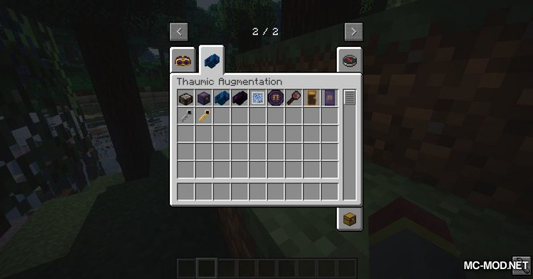 Thaumic Augmentation mod for Minecraft (9)