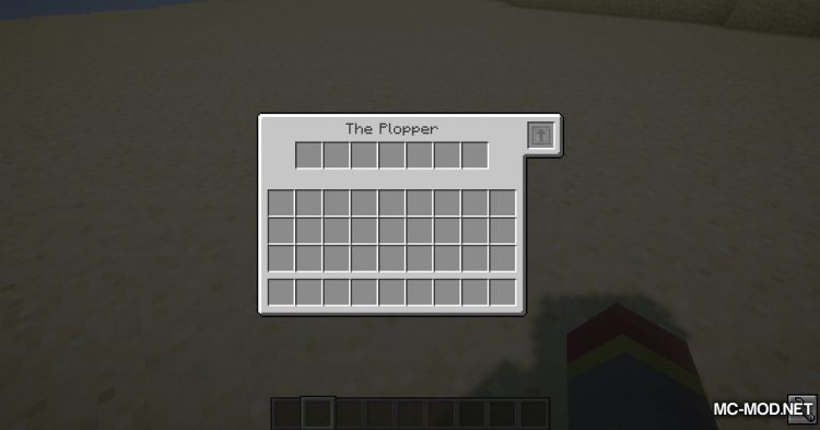 The Plopper mod for Minecraft (8)