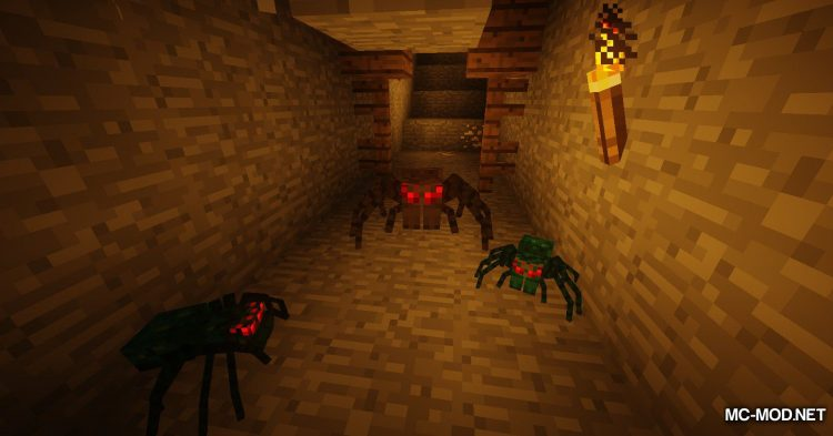Better Animal Models mod for Minecraft (6)