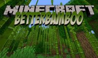 BetterBamboo mod for Minecraft logo