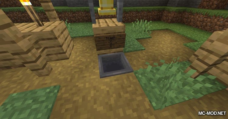 Dumpster mod for Minecraft (11)