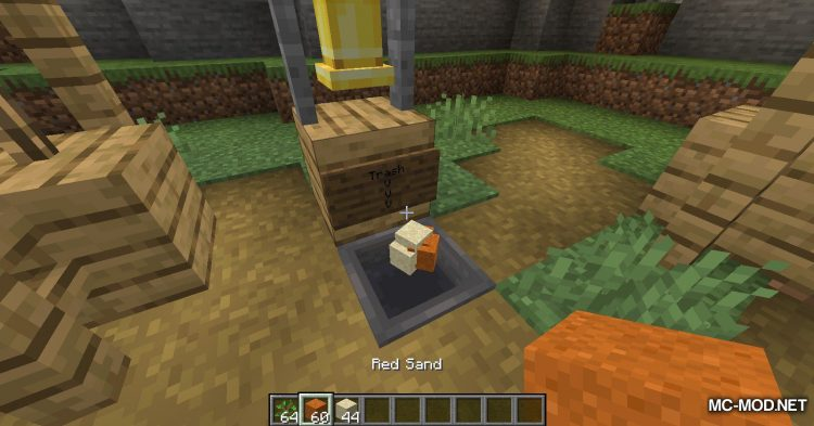 Dumpster mod for Minecraft (12)