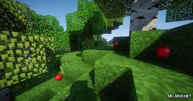 EZGapples mod for Minecraft (2)