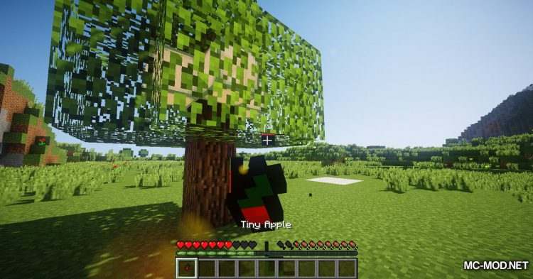 EZGapples mod for Minecraft (5)