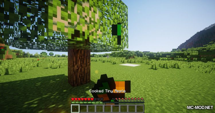 EZGapples mod for Minecraft (6)