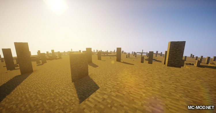 Environs++ mod for Minecraft (3)