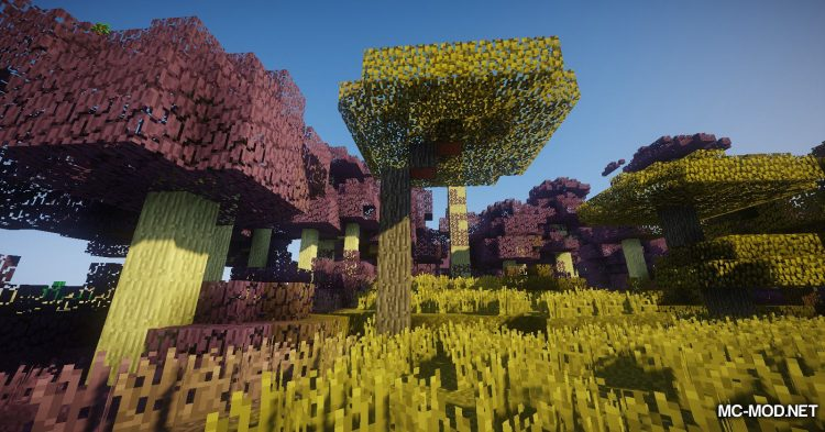 Environs++ mod for Minecraft (5)