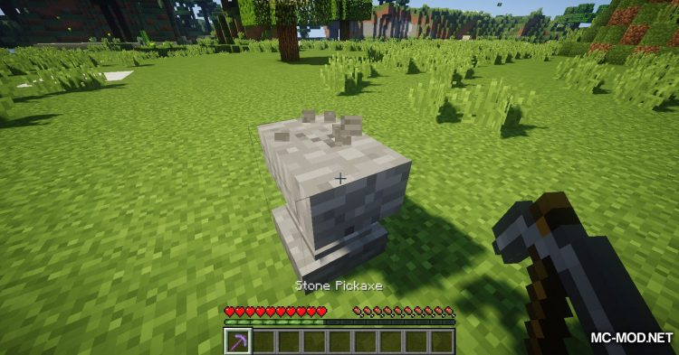 Extra Anvils mod for Minecraft (4)