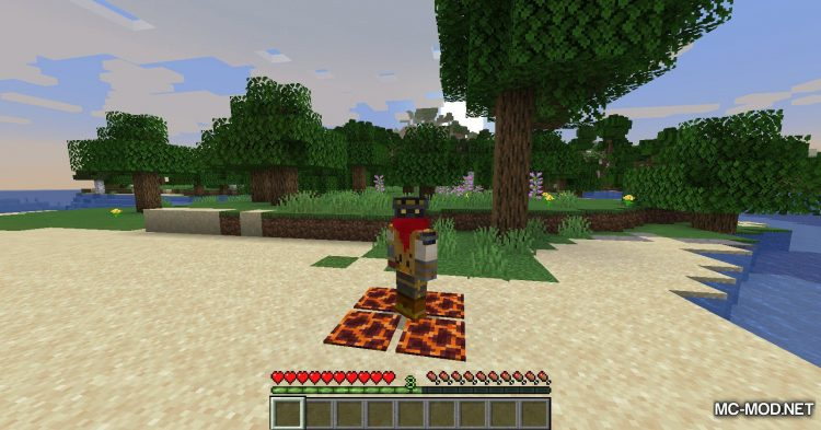 Extra Pressure Plates mod for Minecraft (14)